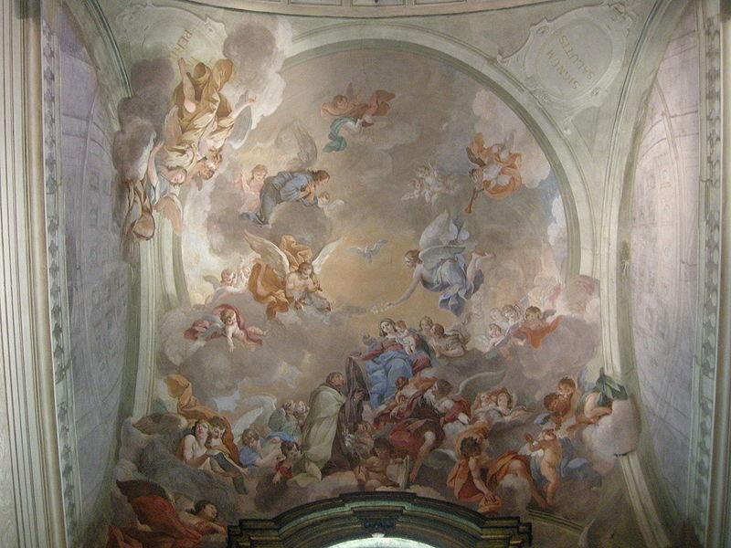 Soffitto A Volta Affrescato : La cappella brancacci i tesori alla fine dellarcobaleno