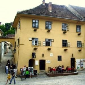 dracula-tour-Sighisoara-Vlad-Tepes-born-house