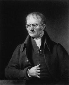 John Dalton (1766-1844) fisico e chimico britannico