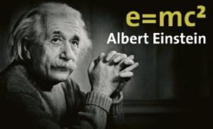 Albert Einstein (1879-1955), fisico e filosofo della scienza, tedesco naturalizzato statunitense. Il suo grande merito è di aver mutato per sempre il modello di interpretazione del mondo fisico e dell'universo.