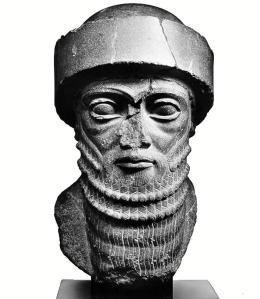 Busto di Hammurabi
