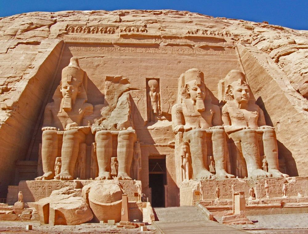 I TEMPLI EGIZI - LE CERIMONIE RELIGIOSE (5/6)