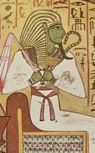 Il dio Osiride