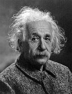 Einstein introdusse il principio cosmologico nel 1917.