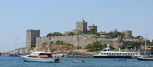 Castello di San Pietro in Odierna Alicarnasso (oggi Bodrum)