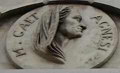 8780_Milano_-_Via_Brera_-_Casa_natale_Cesare_Beccaria_-_M._Gaet._Agnesi_-_Foto_G._Dall'Orto_-_14-Apr-2007