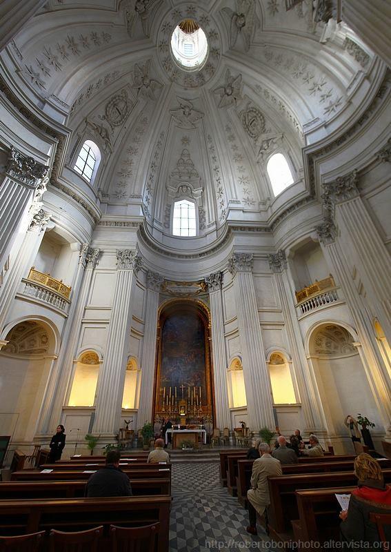 LA CHIESA DI SANT'IVO ALLA SAPIENZA, ROMA | I tesori alla ... Сант Иво Алла Сапиенца