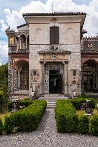 Casa Museo Pogliaghi-ingresso