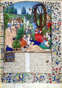 La ruota della fortuna in De casibus virorum illustrium di Giovanni Boccaccio