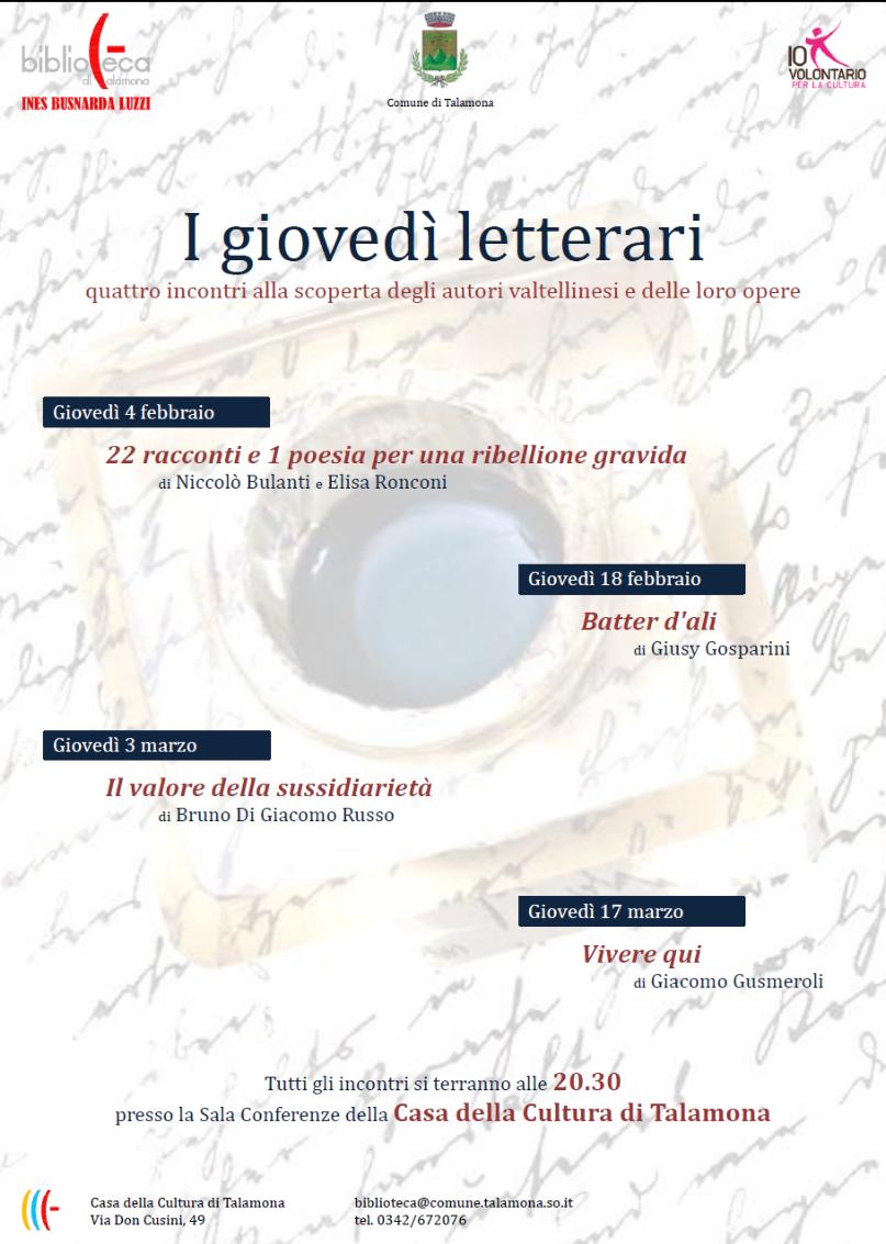 I-gioved-letterari