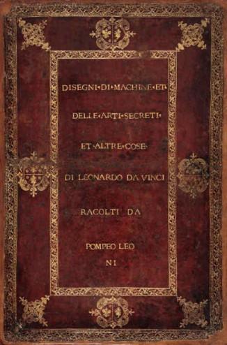 Codice_Atlantico_-_Legatura