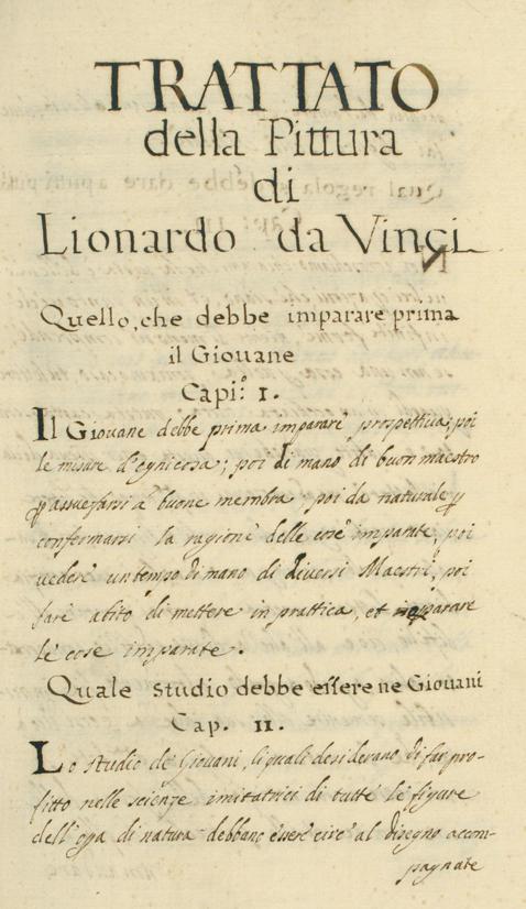 Leonardo da Vinci Tutt'Art@